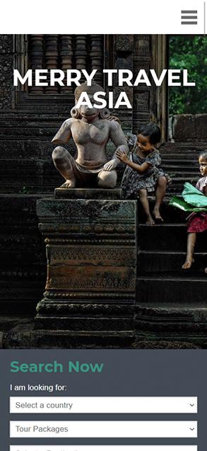 Cambodia Webmaster Gallery Website 4